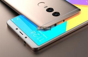 задняя часть Xiaomi Redmi Note 5