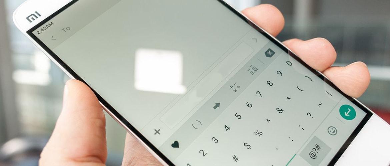 Настройки SMS в Xiaomi - инструкции и решение проблем