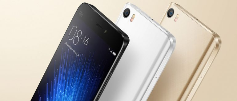 Обзор Xiaomi Mi5 - бывший флагман