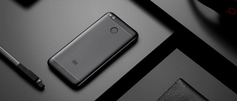 Обзор Xiaomi Redmi 4X - сильный бюджетник