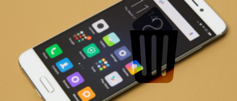 Mi Drop на Xiaomi - что это и как удалить