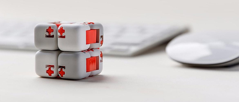 Обзор Xiaomi Mitu Cube Spinner - кубик-спиннер