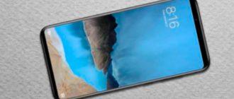 Первые реальные фотографии Xiaomi Mi7
