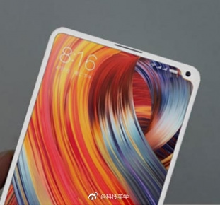 Лицевая сторона Xiaomi Mi Mix2S