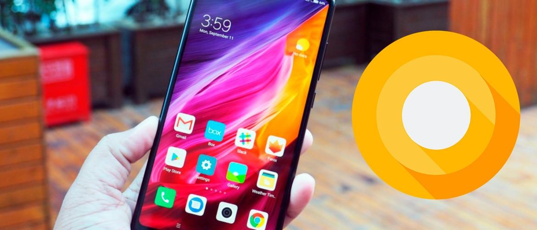 MIUI 9 обновит смартфоны Xiaomi до Android Oreo