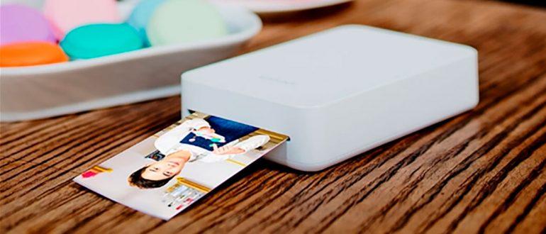 Карманный фотопринтер XPRINT Pocket AR Photo Printer от Xiaomi