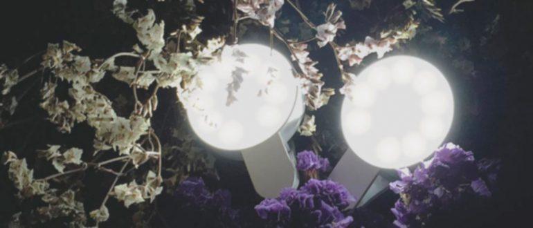 Обзор селфи лампы Yue от Xiaomi
