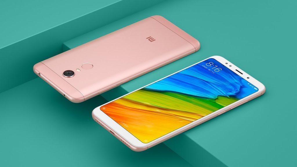 Обзор Xiaomi Redmi 5 Plus внешний вид
