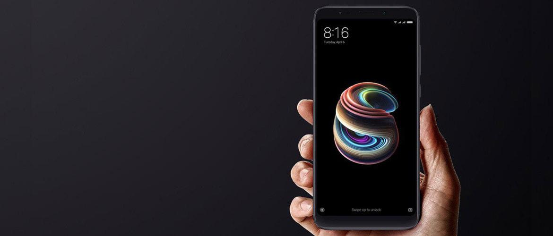 Официальный анонс Xiaomi Redmi Note 5 и Redmi Note 5 Pro