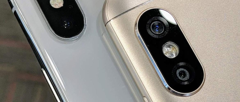 Реальная фотография Xiaomi Redmi 5 Note Pro