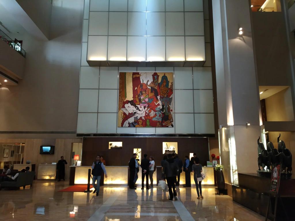 Фотография с камеры Xiaomi Redmi Note 5 Pro
