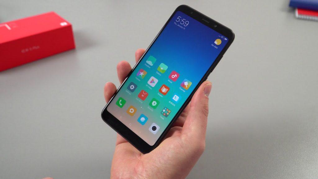 Управление жестами Xiaomi Redmi 5 Plus