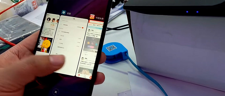 Xiaomi Mi Mix2S на видео