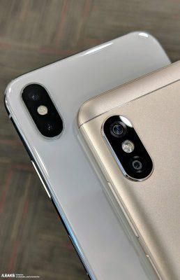 Фотография Xiaomi Redmi 5 Note Pro