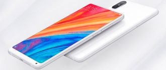 Xiaomi представила новый смартфон Mi Mix 2S