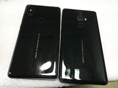 Задняя крышка Xiaomi Mi Mix 2S