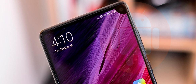 Xiaomi Mi Mix 2S новые подробности внешнего вида