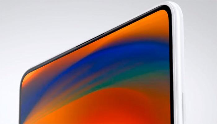 Лицевая сторона Xiaomi Mi Mix 2S