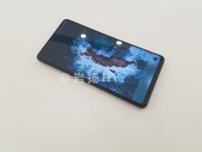 Реальные фотографии Xiaomi Mi Mix 2S