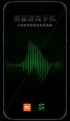 Дизайн Xiaomi Black Shark по версии mi-ru.ru