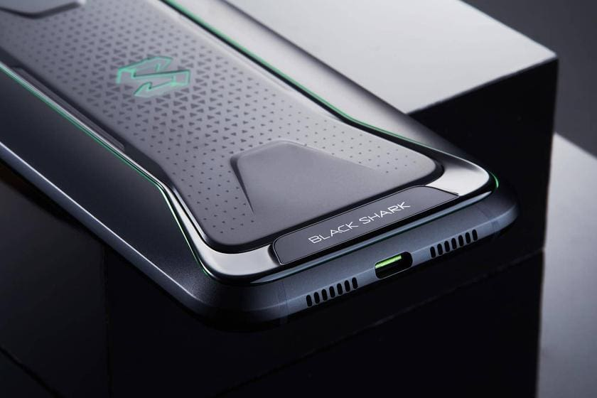 Xiaomi Black Shark внешний вид