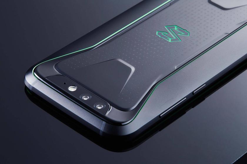 Xiaomi Black Shark основная двойная камера