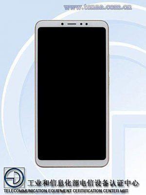 Передняя панель Xiaomi Mi Max 3