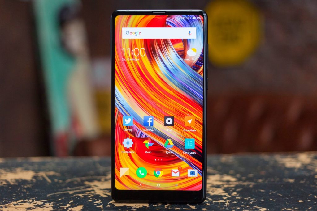 Xiaomi Mi MIX 2S - лучший флагман