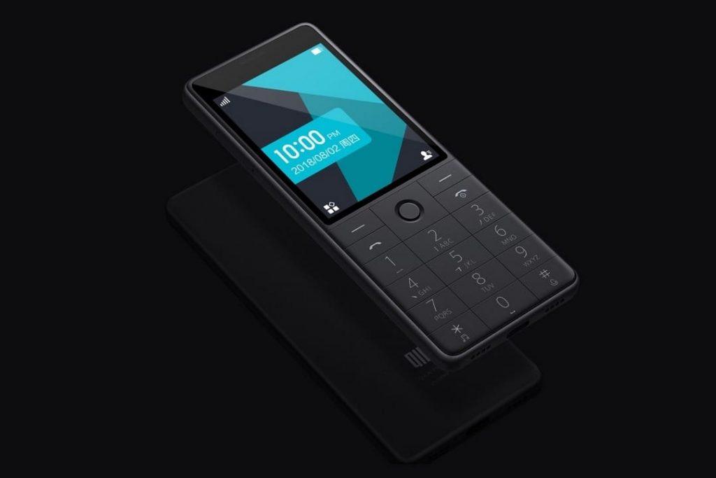 Черный Xiaomi Qin1