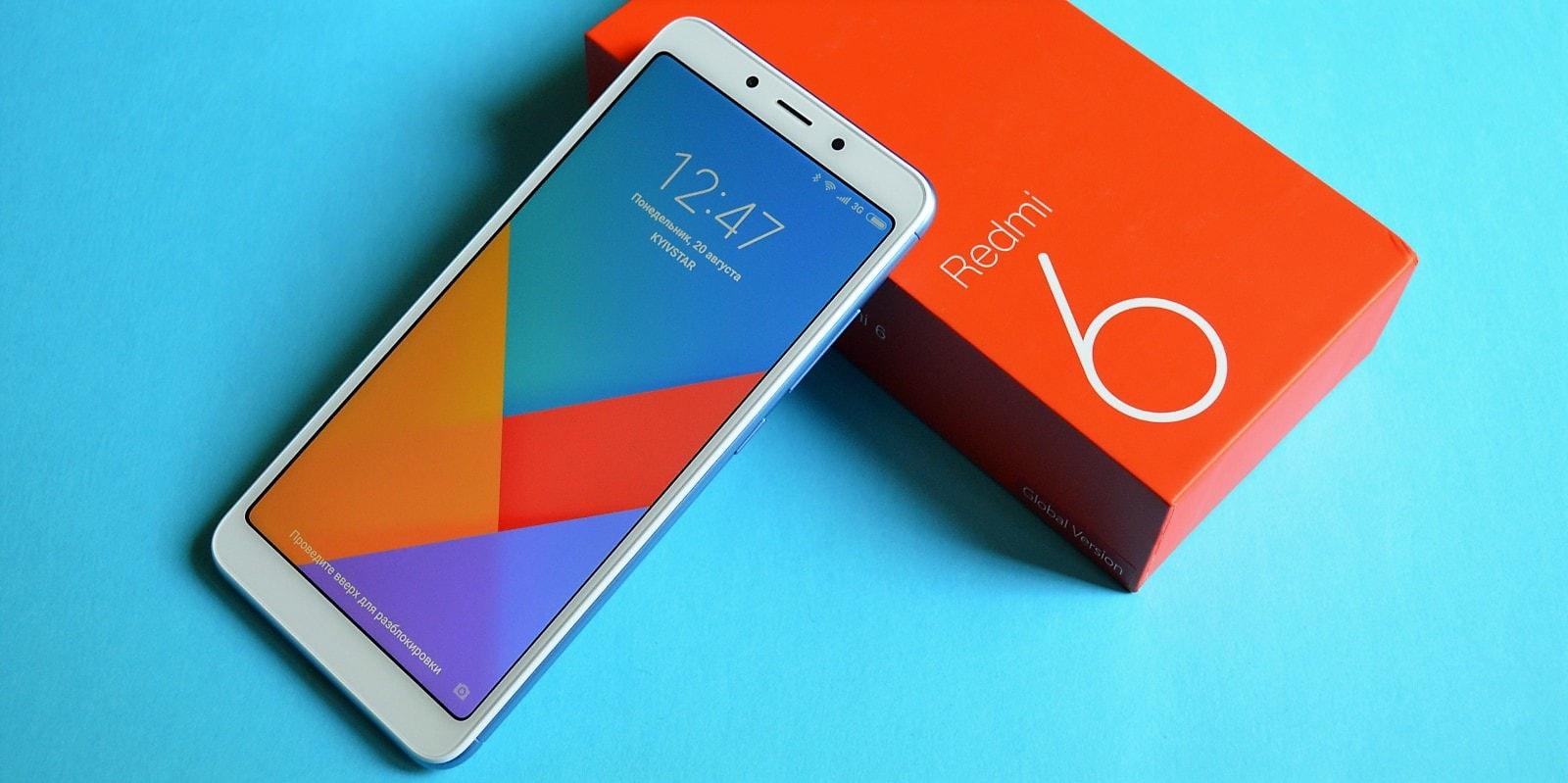 Обзор лучшего бюджетного смартфона Xiaomi Redmi 6A
