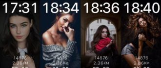 Поставить фото на циферблат (экран) Xiaomi Mi Band 4
